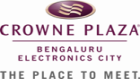 Crowne plaza, Bangalore
