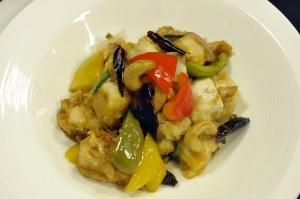 Authentic Thai dish- Tao Hoo Phaad Medmamoung